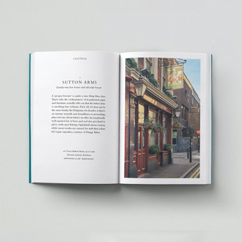 An Opinionated Guide to London Pubs inside pages 05 by Hoxton Mini Press at Of Cabbages and Kings