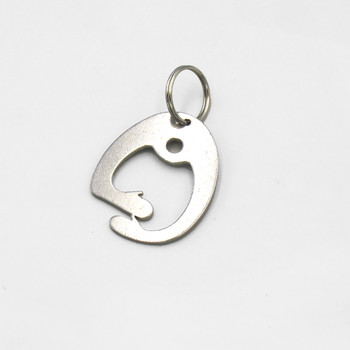 Pivot Bottle Opener Keyring by Pivot at Of Cabbages and Kings