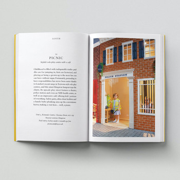 An Opinionated Guide To Kids' London book inside 02 by Hoxton Mini Press at Of Cabbages and Kings