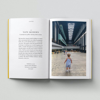 An Opinionated Guide To Kids' London book inside 03 by Hoxton Mini Press at Of Cabbages and Kings