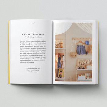 An Opinionated Guide To Kids' London book inside 05 by Hoxton Mini Press at Of Cabbages and Kings