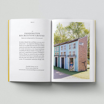 An Opinionated Guide To Kids' London book inside 06 by Hoxton Mini Press at Of Cabbages and Kings