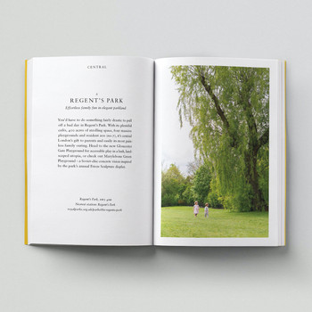 An Opinionated Guide To Kids' London book inside 08 by Hoxton Mini Press at Of Cabbages and Kings