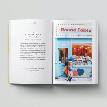 An Opinionated Guide To Kids' London book inside 09 by Hoxton Mini Press at Of Cabbages and Kings