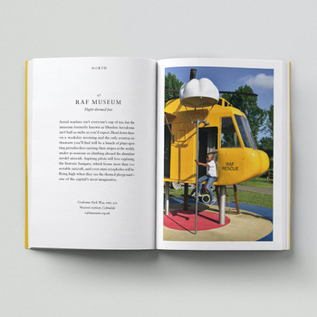An Opinionated Guide To Kids' London book inside 10 by Hoxton Mini Press at Of Cabbages and Kings