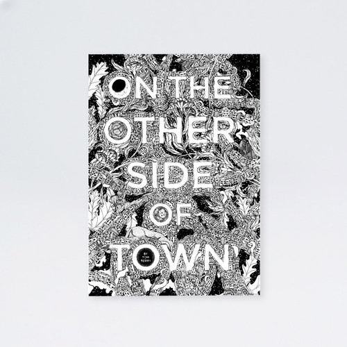 On The Other Side of Town by Tom Berry book cover at Of Cabbages and Kings