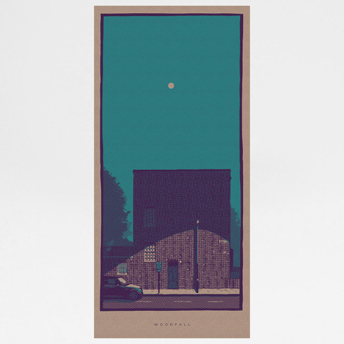 Woodfall art print by Liam Devereux at Of Cabbages and Kings