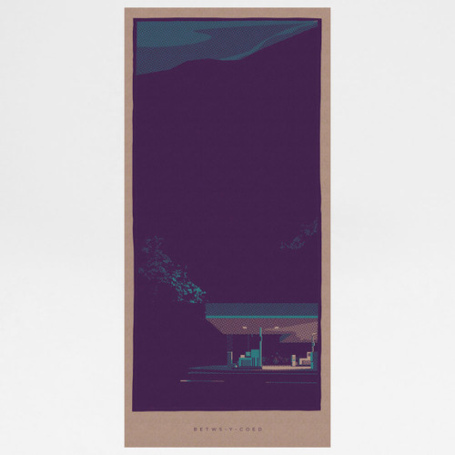 Betws-Y-Coed art print by Liam Devereux at Of Cabbages and Kings