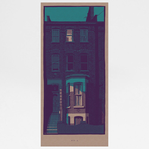 No. 5 art print by Liam Devereux at Of Cabbages and Kings