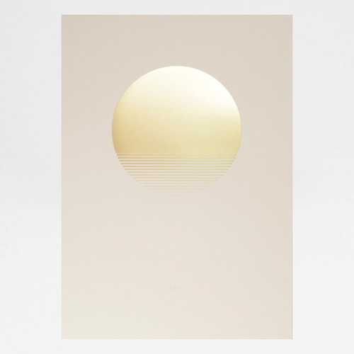 Sol Dawn art print by Tom Pigeon available at Of Cabbage and Kings.