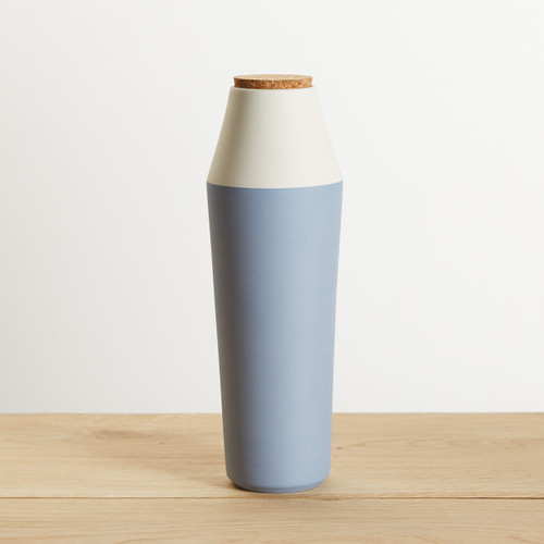Mezarine Blue Tinto Carafe by Rachel Cox at Of Cabbages and Kings