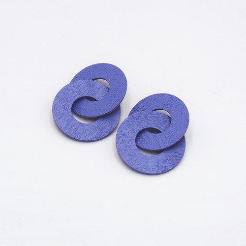 Cleo Earrings by Wolf and Moon at Of Cabbages and Kings