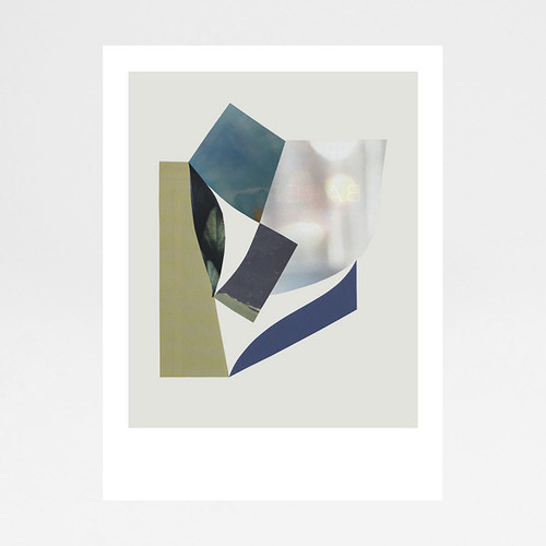 Flow I art print by Paper Covers Rock at Of Cabbages and Kings