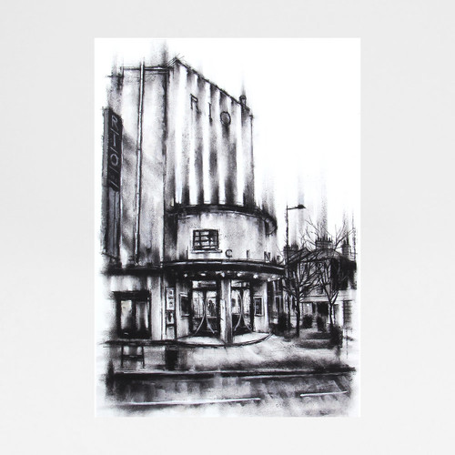 The Rio art print by Marc Gooderham at Of Cabbages and Kings