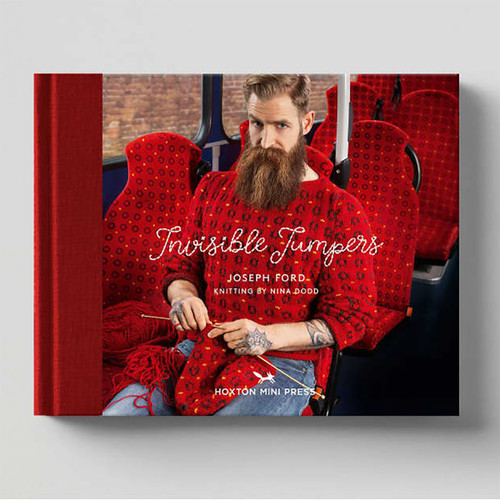 Invisible Jumpers Book by Joseph Ford and Nina Dodd Cover by Hoxton Mini Press at Of Cabbages and Kings