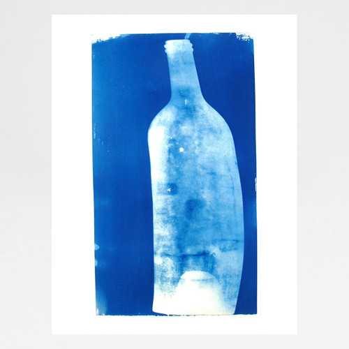 Ten Green Bottles - No. 5 by Factory Press at Of Cabbages and Kings