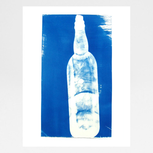 Ten Green Bottles - No. 10 by Factory Press at Of Cabbages and Kings