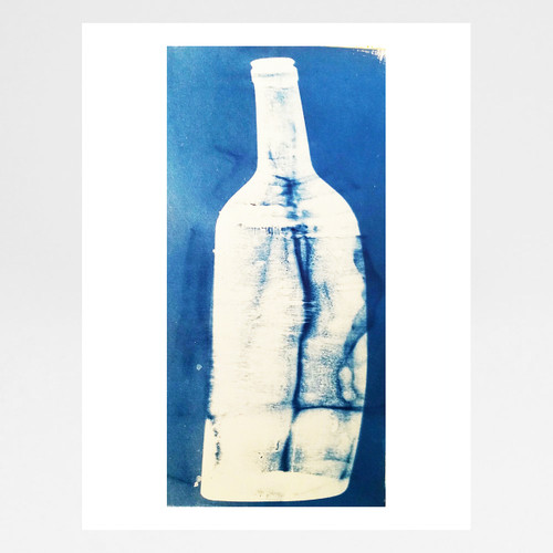 Ten Green Bottles - No. 8 by Factory Press at Of Cabbages and Kings