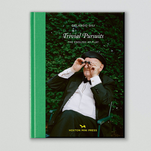 Trivial Pursuits - The English At Play by Orlando Gili book published by Hoxton Mini Press at Of Cabbages and Kings.