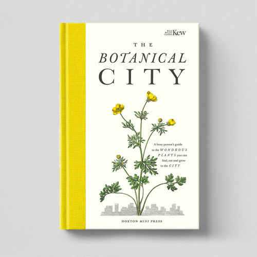 The Botanical City book by Hoxton Mini Press at Of Cabbages and Kings.