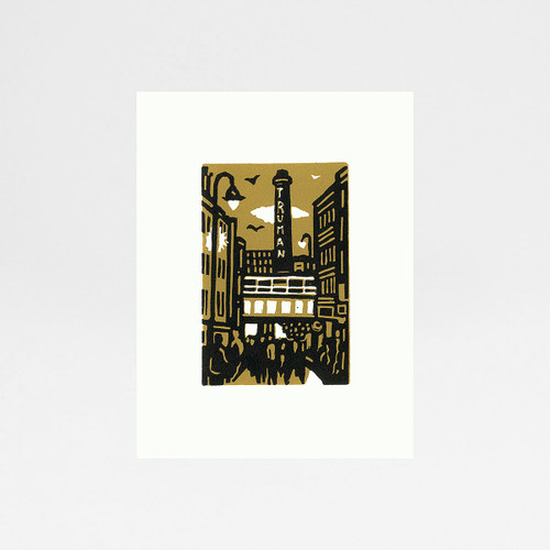Brick Lane 1 print by Jane Smith at Of Cabbages and Kings