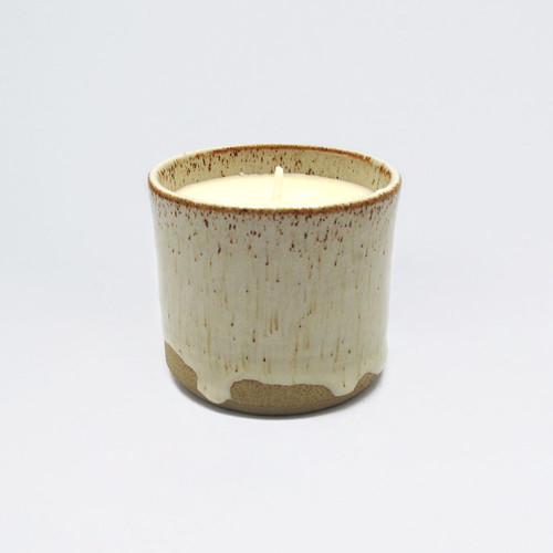 Kiln Pot Candle - Orange Blossom by Parkminster Products at Of Cabbages and Kings