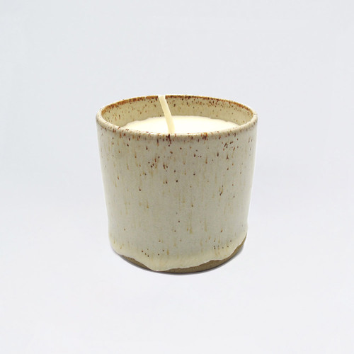 Kiln Pot Candle - Rose Geranium by Parkminster Products at Of Cabbages and Kings