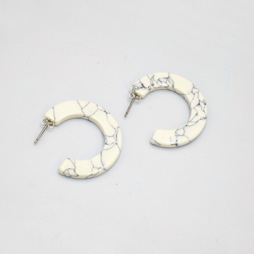 Marmaro Midi Earrings By Custom Made at Of Cabbages and Kings