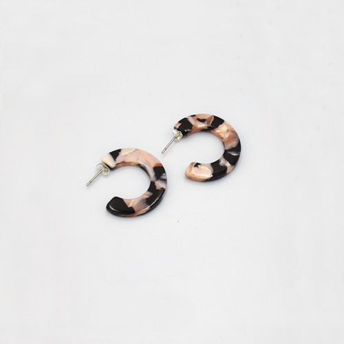Rosea Mini Earrings By Custom Made at Of Cabbages and Kings