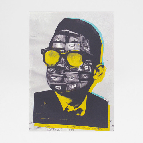 Everything Is Illuminated art print by Marcelina Amelia at Of Cabbages and Kings