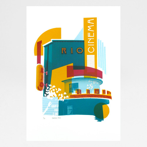 Rio Cinema by Underway Studio at Of Cabbages and Kings
