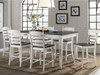 Belgium Farmhouse Counter Height table