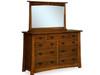 Castlebrook dresser and mirror