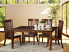Classic table with Kennebec chairs