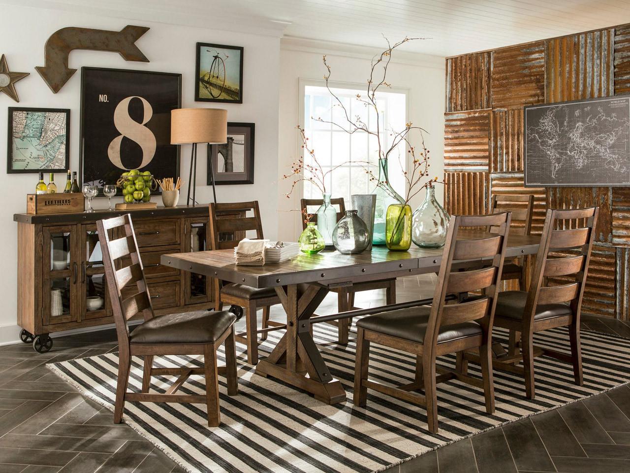 Vintage Oak Furniture
