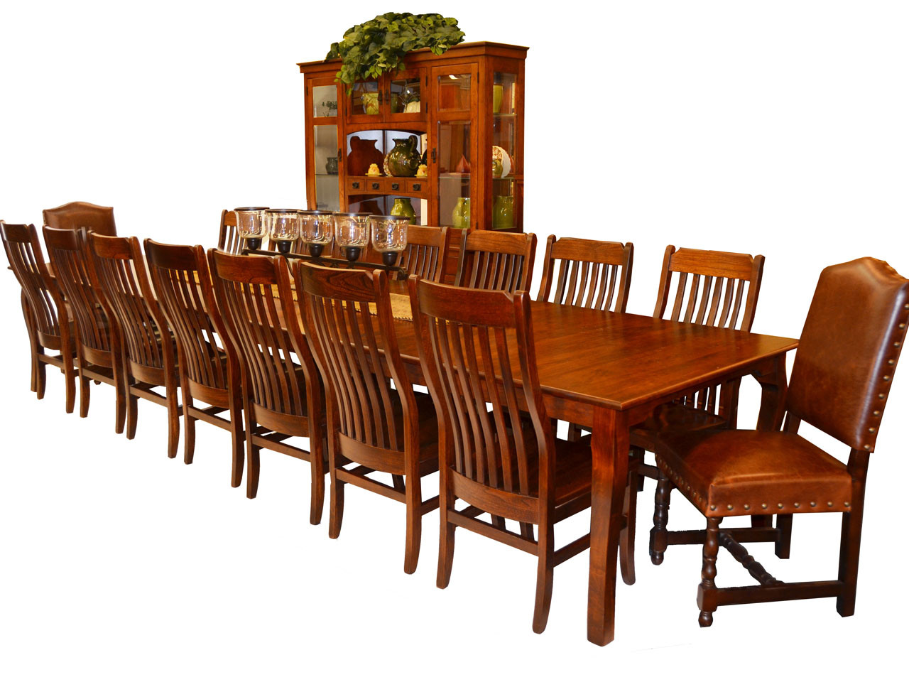 Syo 4 Leg Dining Table