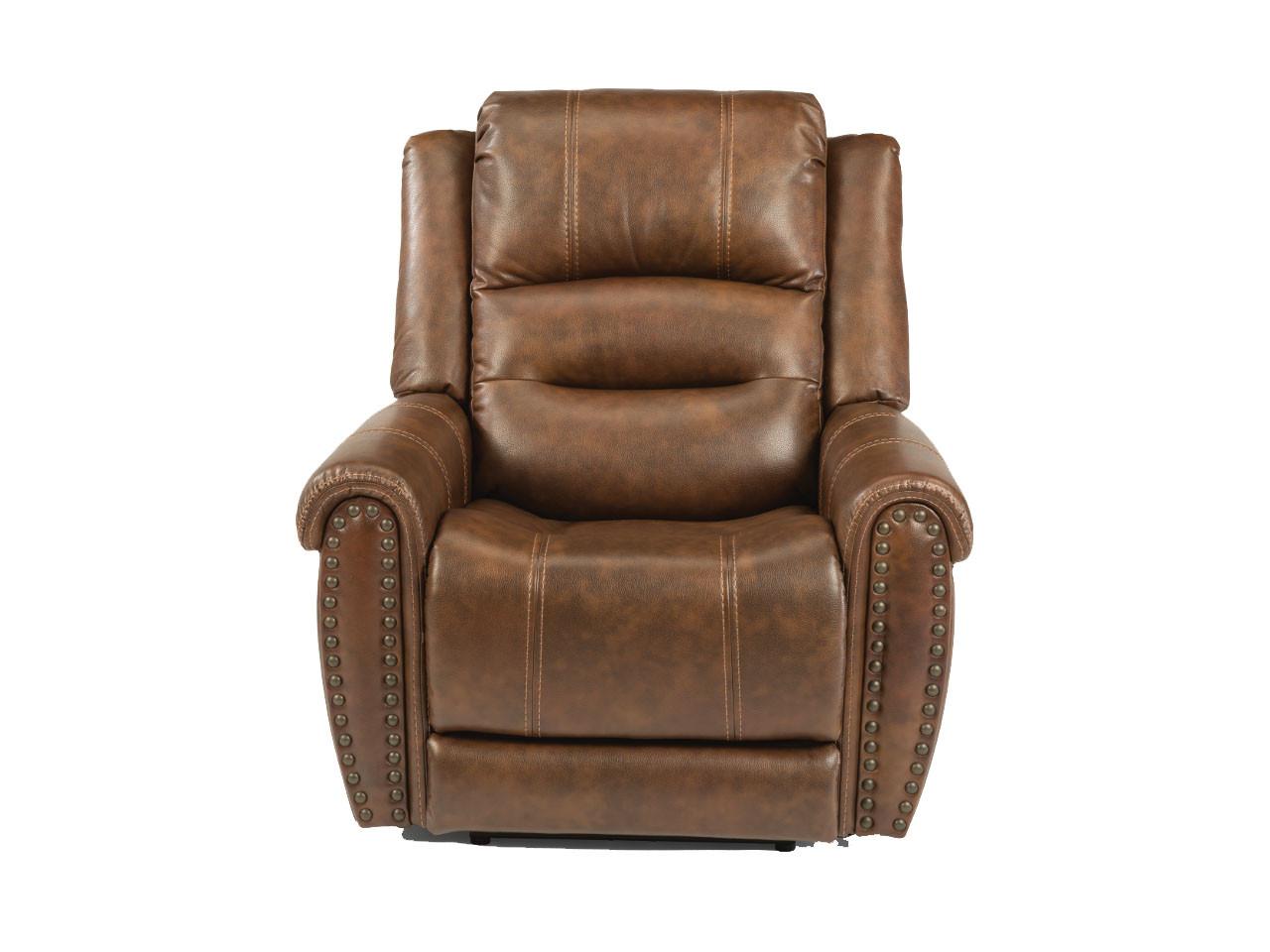 Oscar Leather Recliner