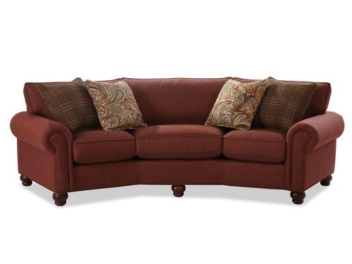Craftmaster Custom Design Can Choose many options like fabric and wood choice. C913356
