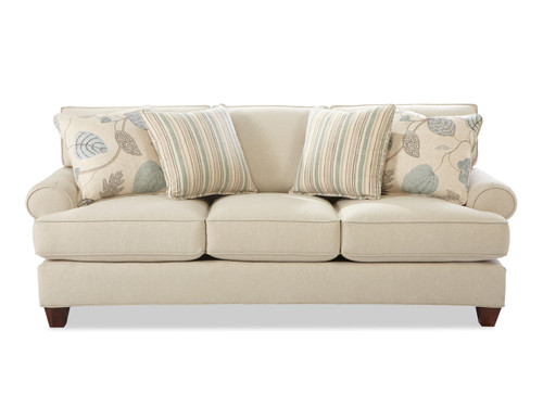 Craftmaster Custom Design Can Choose many options like fabric and wood choice. C931110 Montford