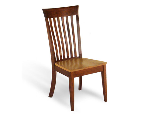 Bungalow Side Chair.  Available as barstool and arm chair
