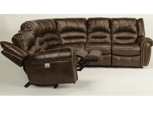 FLOOR MODEL SECTIONAL SALE Downtown Reclining Sectional - 6 Piece sectional $3599 while supplies last
