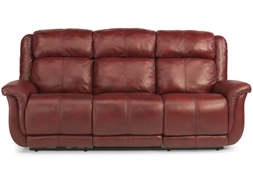BROOKINGS ALL LEATHER RECLINING SOFA SET-  SAVE additional 10% off sale prices through MEMORIAL DAY