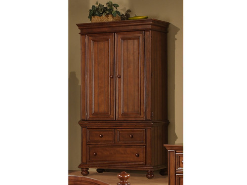 Cape Cod Chocolate Armoire