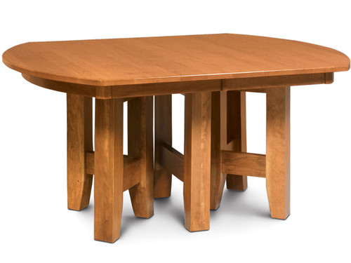Gathering table collapsed to smallest dimention