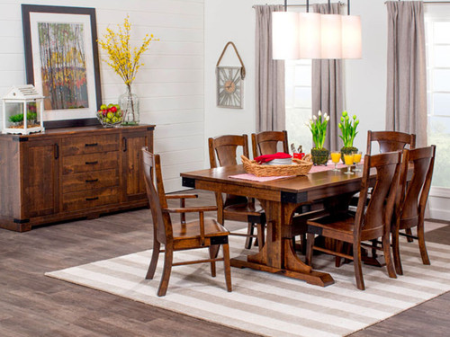 Montauk table and chair set