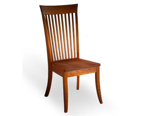 Solid wood Loft side Chair by Simply Amish