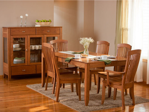 Justine table and chair set
