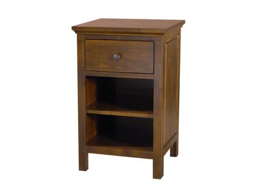 Heritage 1 drawer Night stand