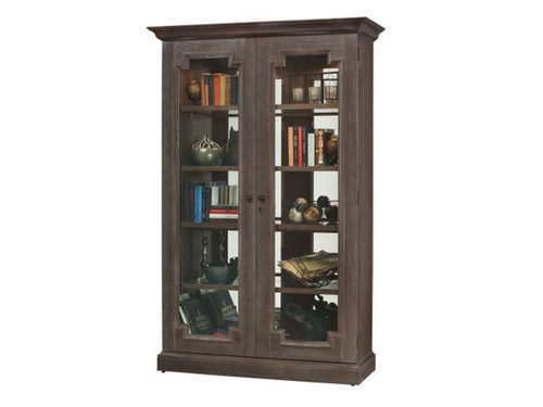 Desmond Cabinet- Aged Auburn