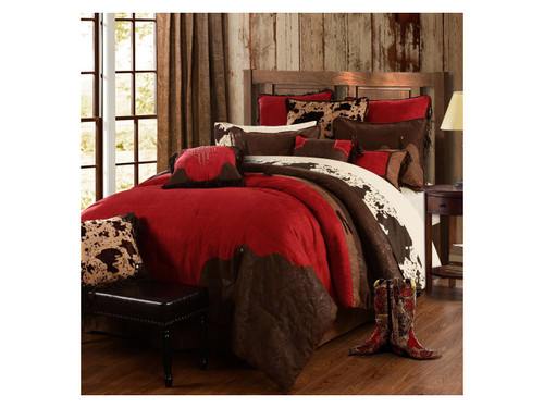 Red Rodeo Bedding Group